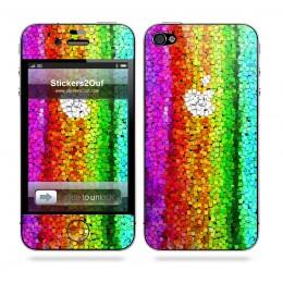 Falling cube iPhone 4 & 4S