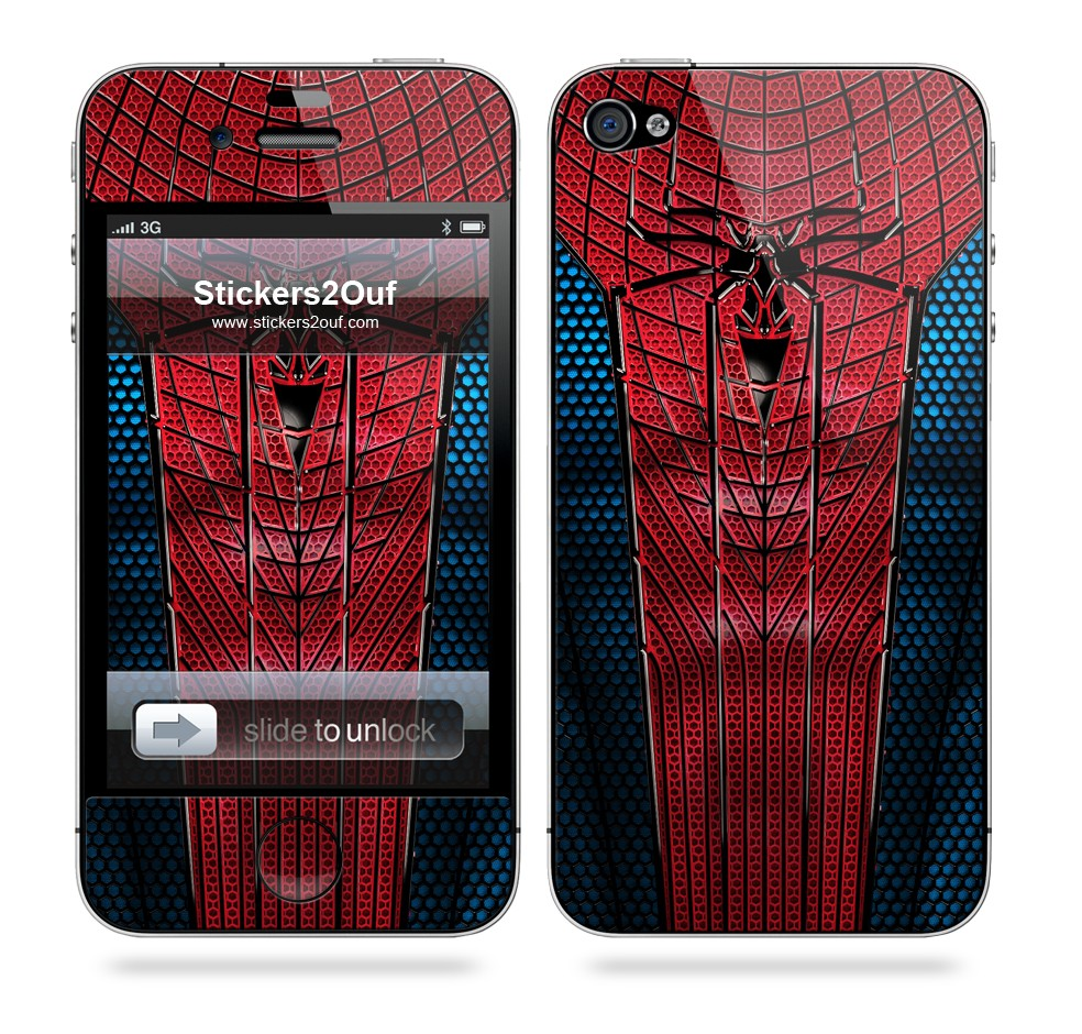 Spidey iPhone 4 & 4S