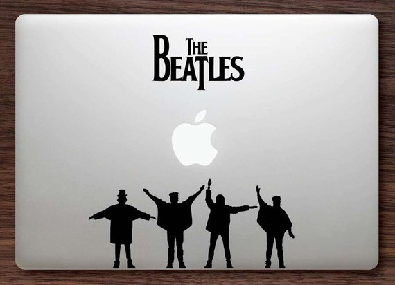 The Beatles Macbook