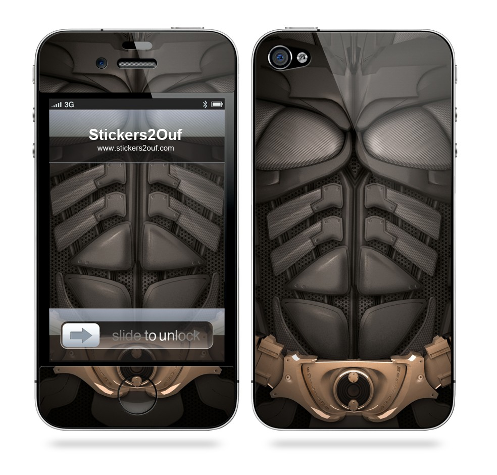 Wayne iPhone 4 & 4S