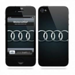 Audi iPhone 4 & 4S