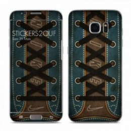 Nike lacet Galaxy S7 Edge