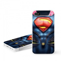 Man Of Steel Case
