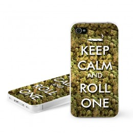 Keep Calm and Roll One Case