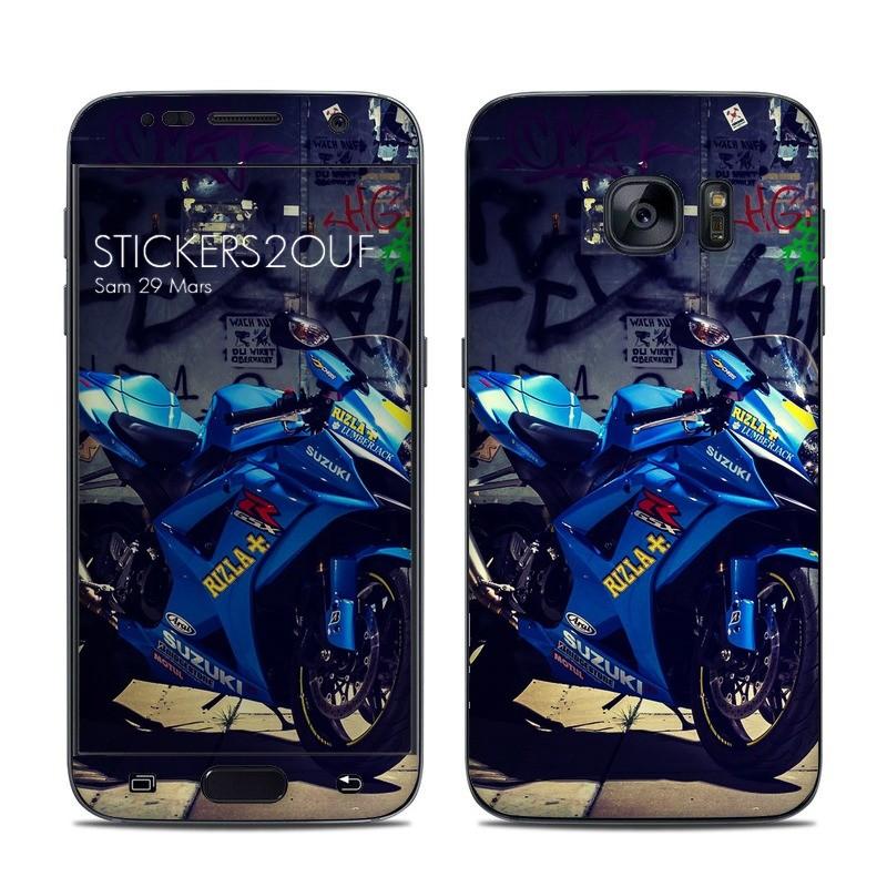 Yamaha R1 Galaxy S7
