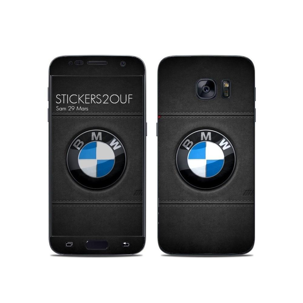 Skin Autocollant Bmw Galaxy S7 (stickers