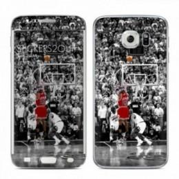 Jordan jump Galaxy S6 Edge