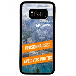 Coque Galaxy S7 Edge personnalisée