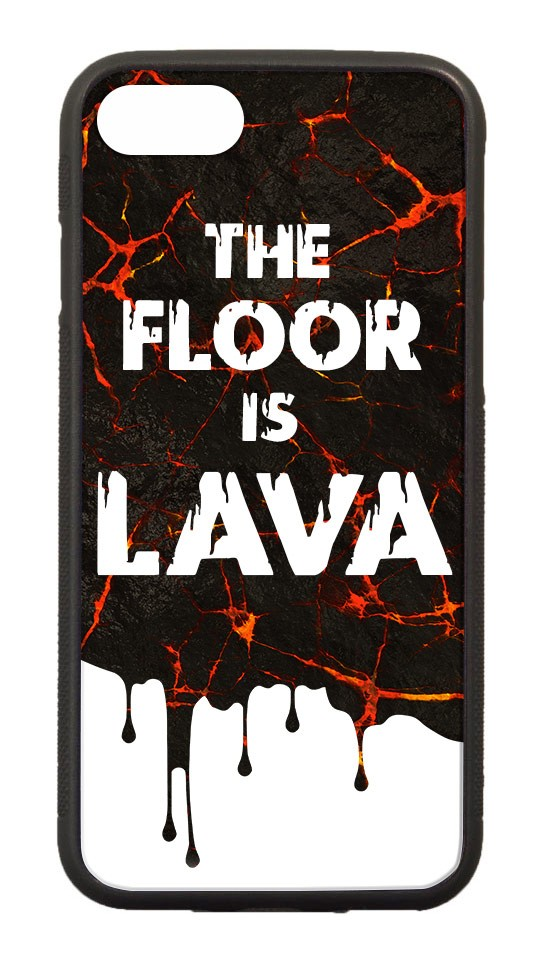 The Floor is lava Case