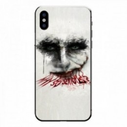 Why so serious iPhone X