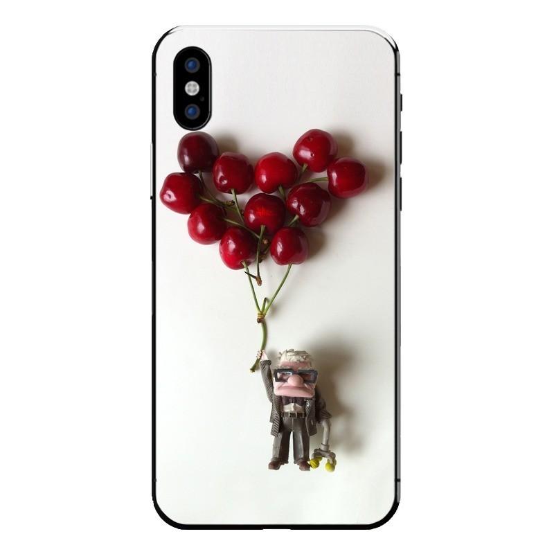 Up Cherry iPhone X