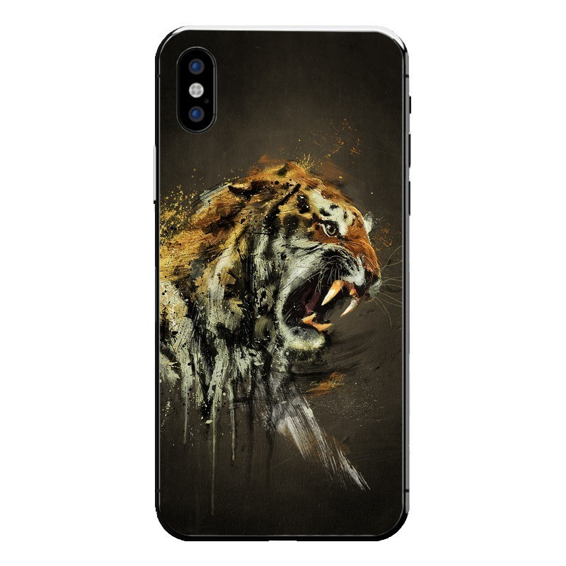 Tyga iPhone X