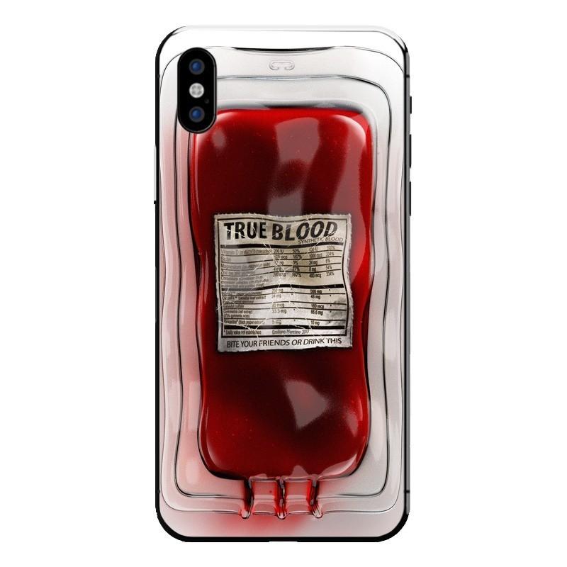 Trueblood iPhone X