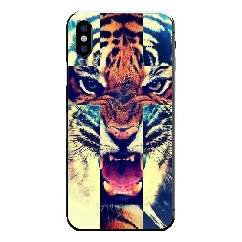 Tiger Cross iPhone X