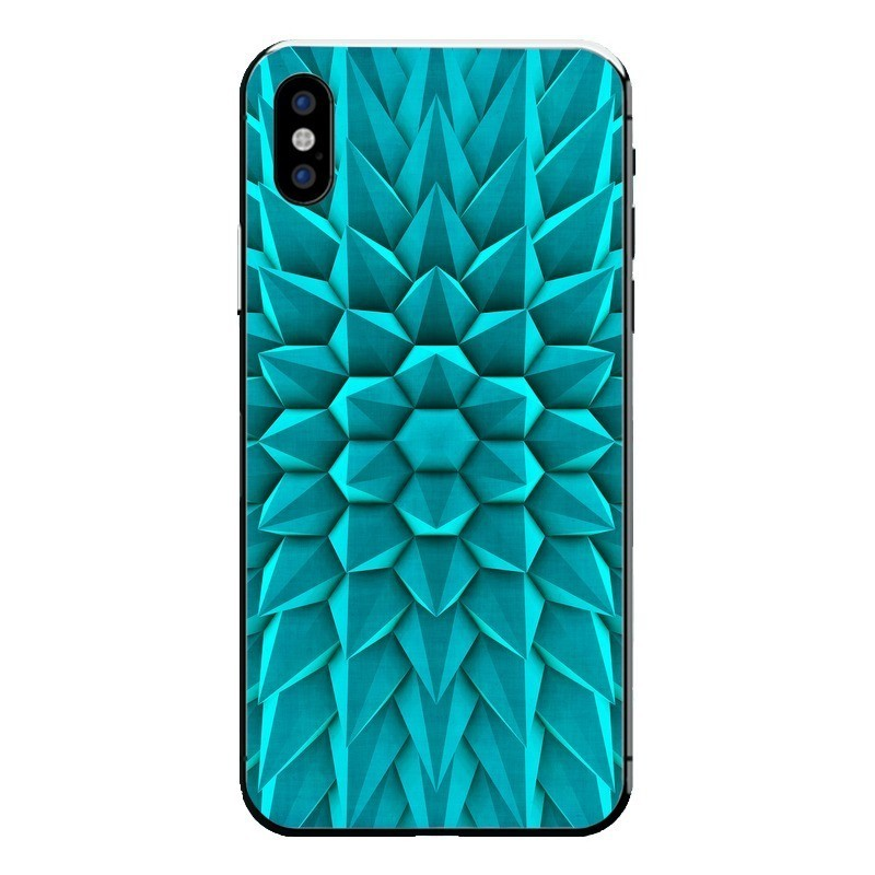 Spiked iPhone X
