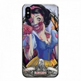 Blanche Neige Zombie iPhone X