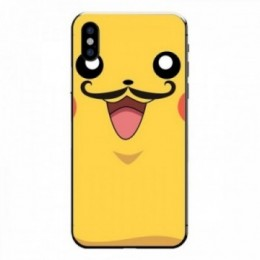 Pikamoustache iPhone X