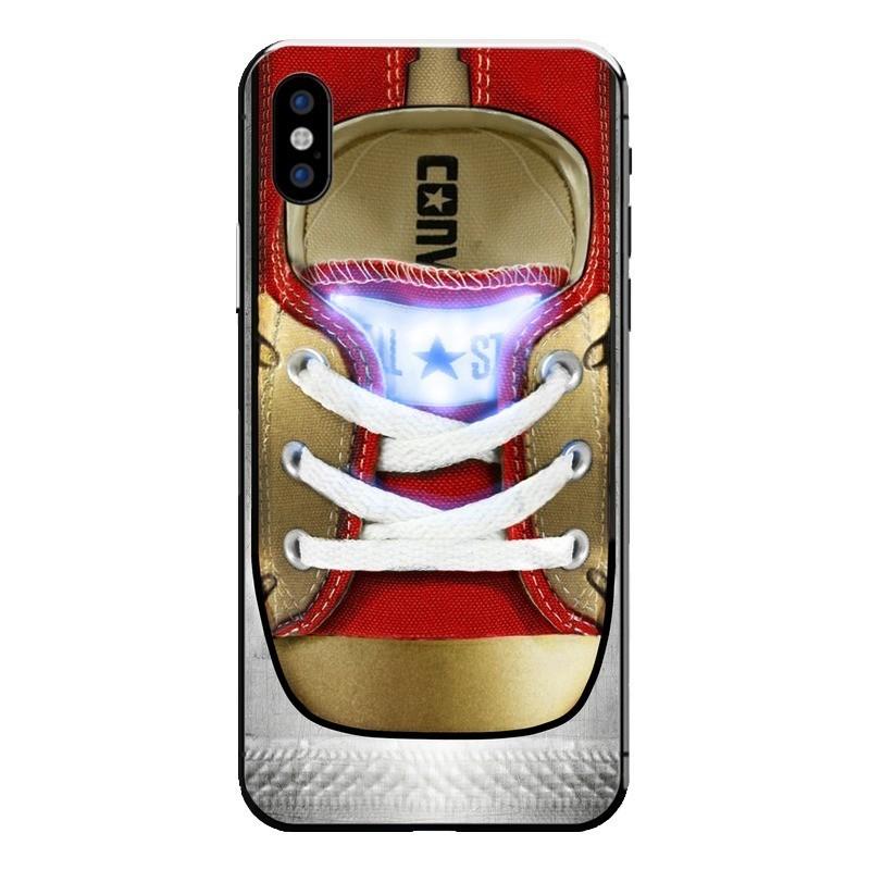 iron converse iPhone X