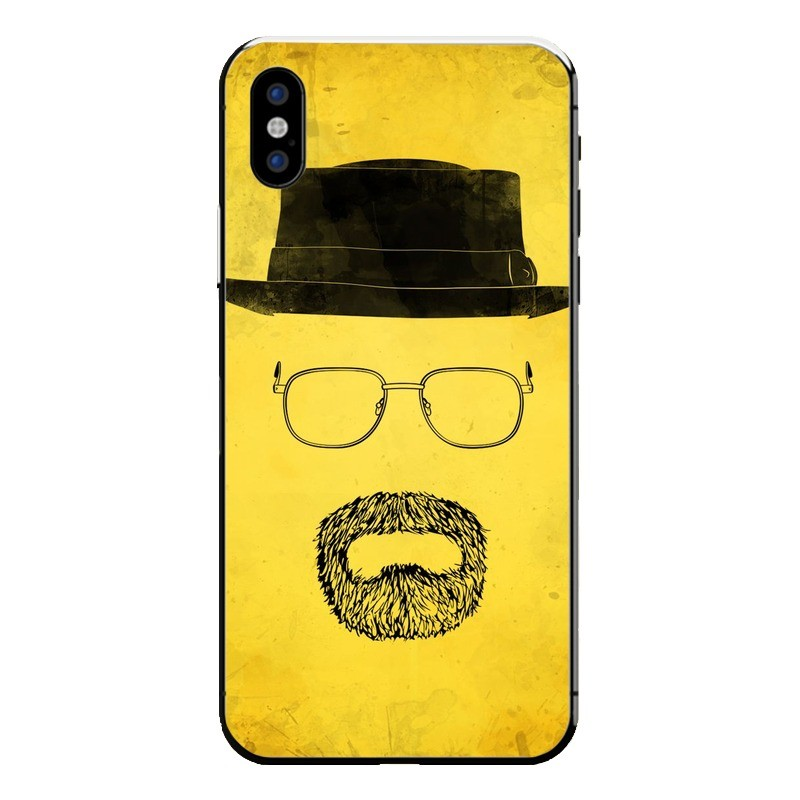 heisenberg iPhone X
