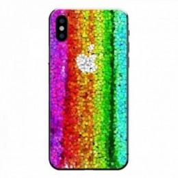 Falling Cube iPhone X