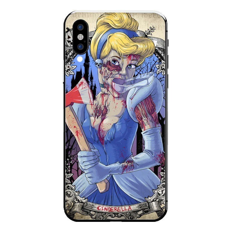 Cinderella iPhone X