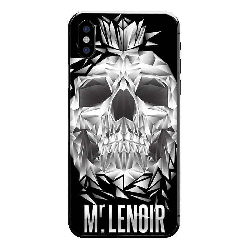 Skull MrLenoir iPhone X