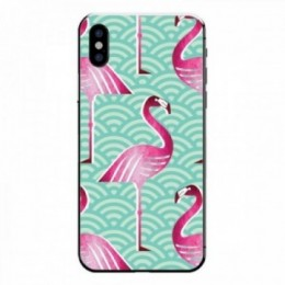 Flamingo iPhone X