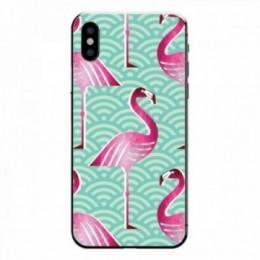 Flamingo iPhone X