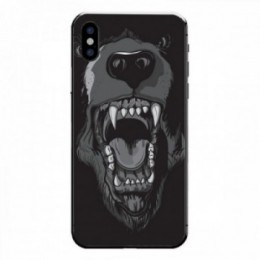 Oh Grizzly iPhone X