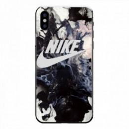 Nike paint iPhone X
