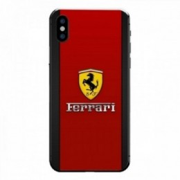 Ferrari carbone iPhone X
