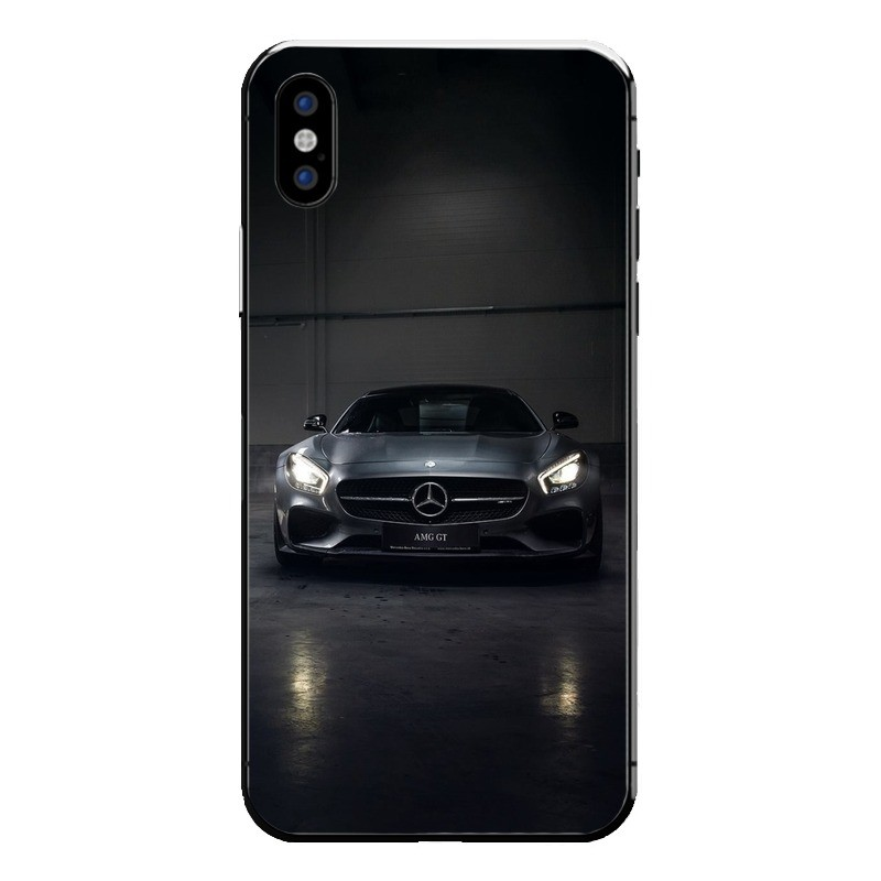 AMG GT iPhone X