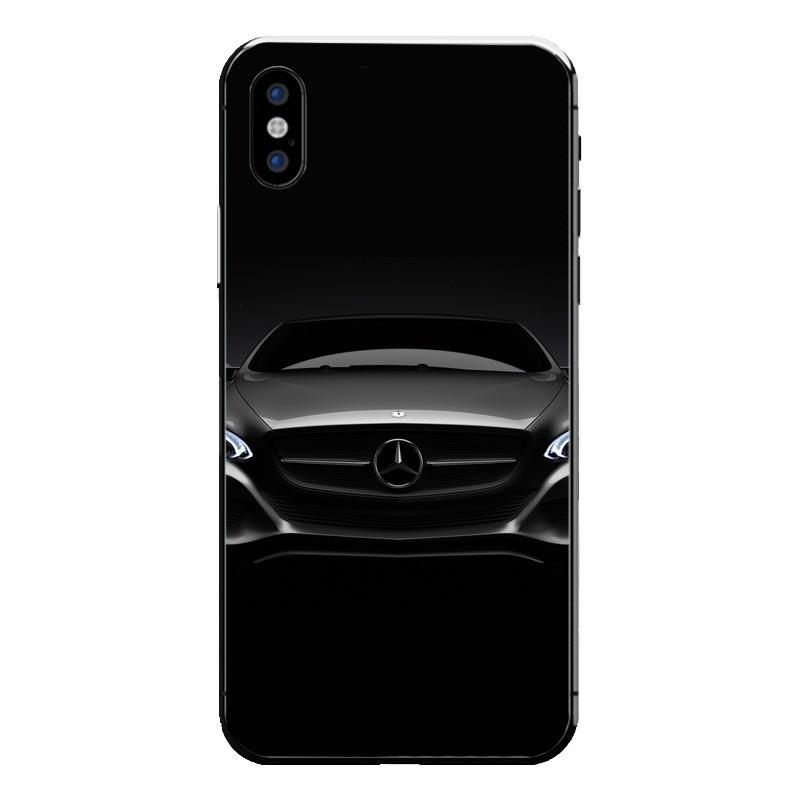 Mercedes iPhone X