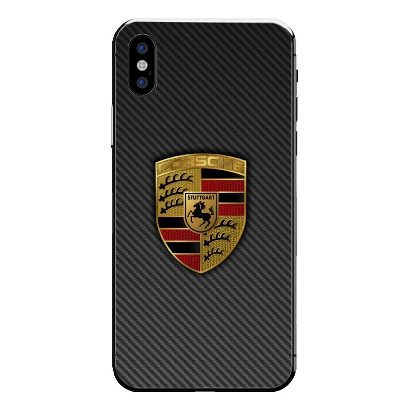 Porsche iPhone X