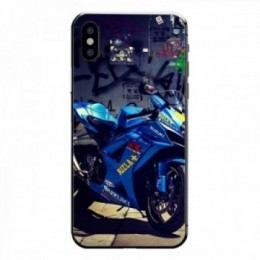 Yamaha R1 iPhone X