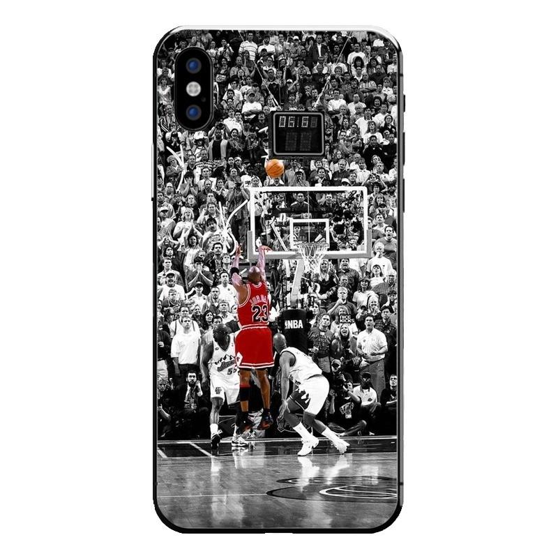 Jordan jump iPhone X