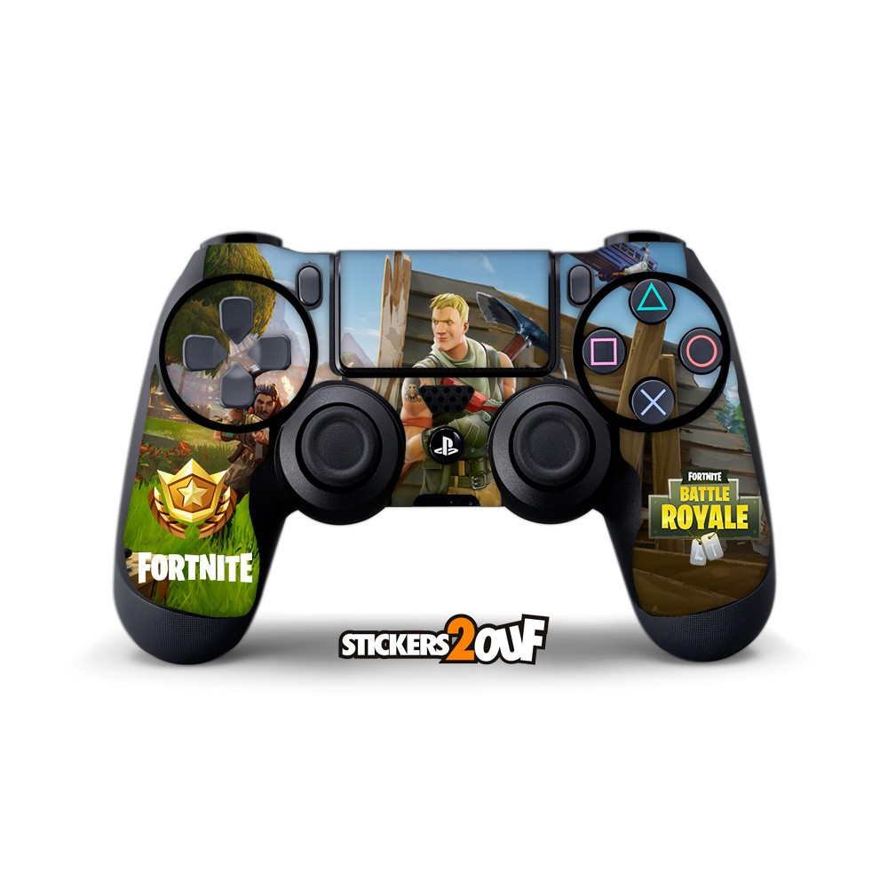 fortnite dualshock 4 stickers2ouf. Black Bedroom Furniture Sets. Home Design Ideas