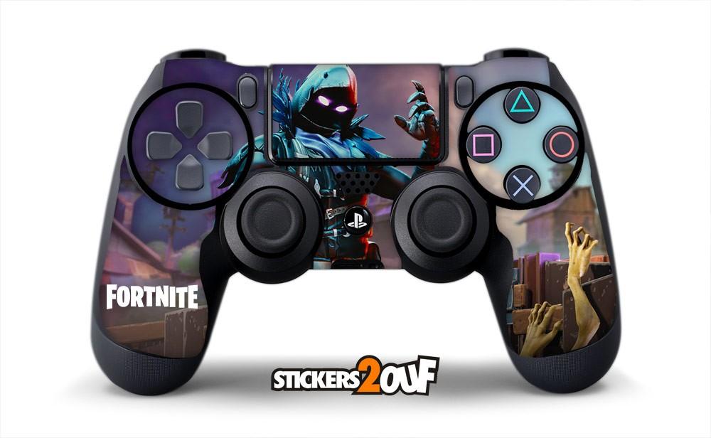Fortnite Raven Dualshock 4