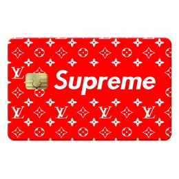 Supreme Credit Card