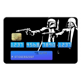 Pulp Fiction Credit Card