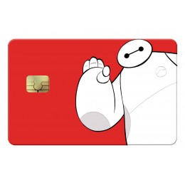 Baymax Credit Card