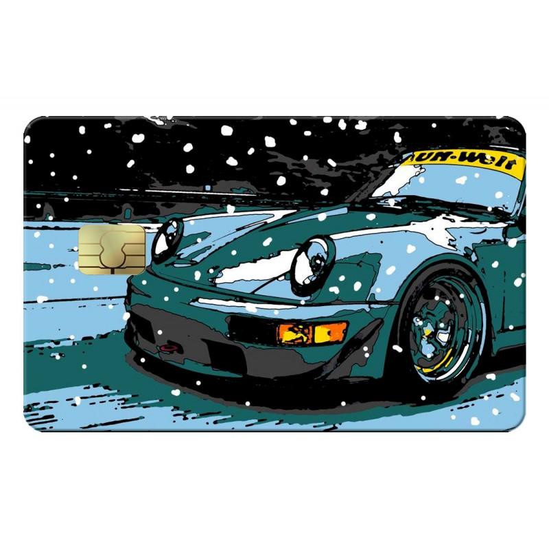 Porsche Classic Credit Card