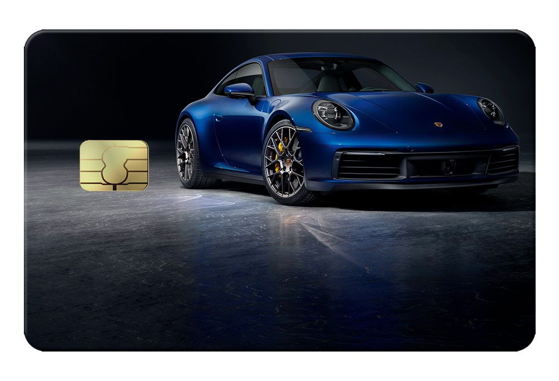 Porsche Credit Card