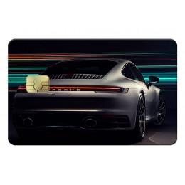 Porsche light CB