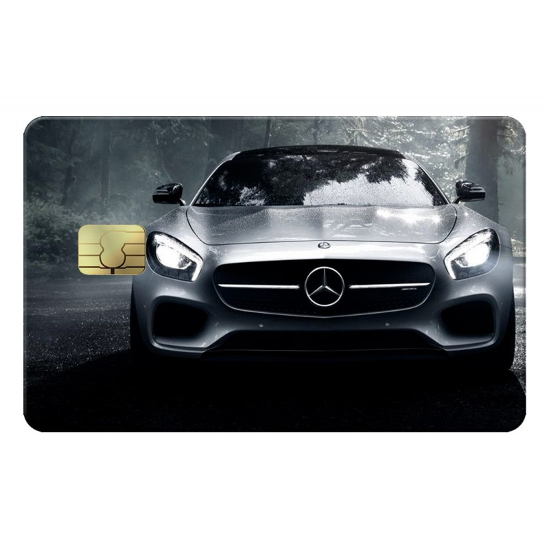 Mercedes Credit Card