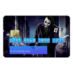 Joker Credit Card