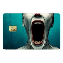 American horror story Credit Card