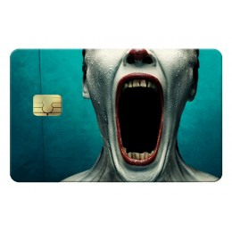 American horror story Credit Card
