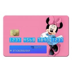 Minnie Credit Card