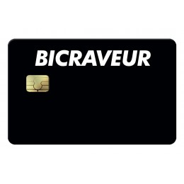 Bicraveur Credit Card